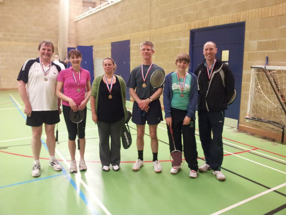 Welcome to Brackley Town Badminton Club